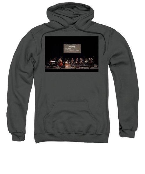 Africa Brass 3 Sweatshirt
