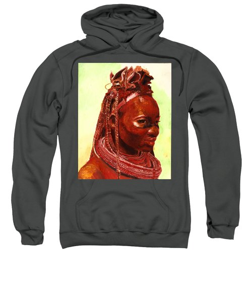 African Beauty Sweatshirt