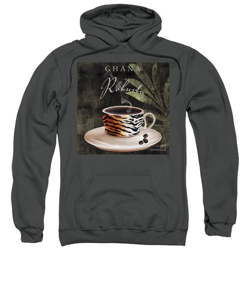 Afrikan Coffees II Sweatshirt