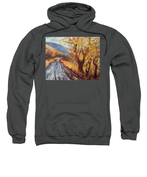 After An Autumn Rain Sweatshirt