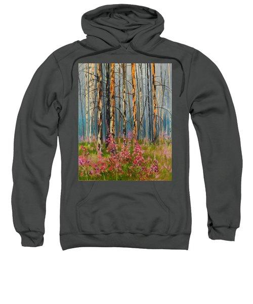 After Forest Fire Sweatshirt