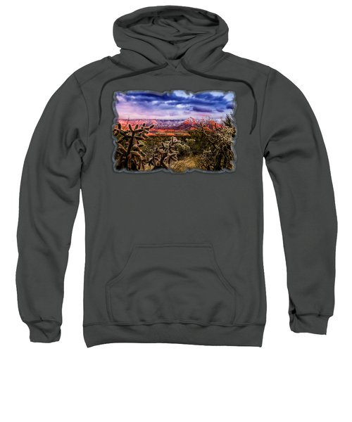 After The Storm No58 Sweatshirt
