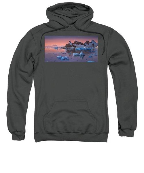 Afterglow Lemarie Channel Antarctica Sweatshirt