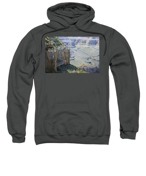 Afternoon At The Canyon Sweatshirt
