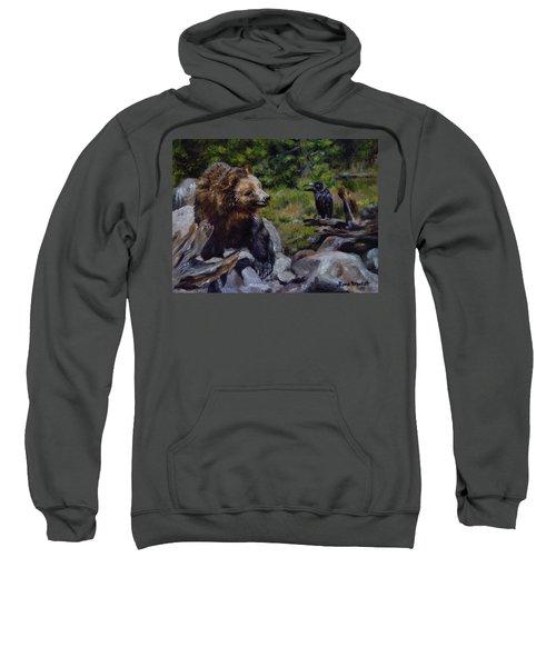 Afternoon Neigh-bear Sweatshirt
