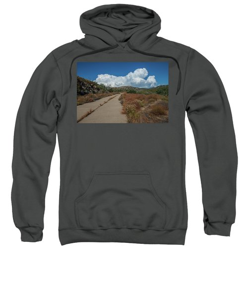 Afternoon, Old Road Sweatshirt