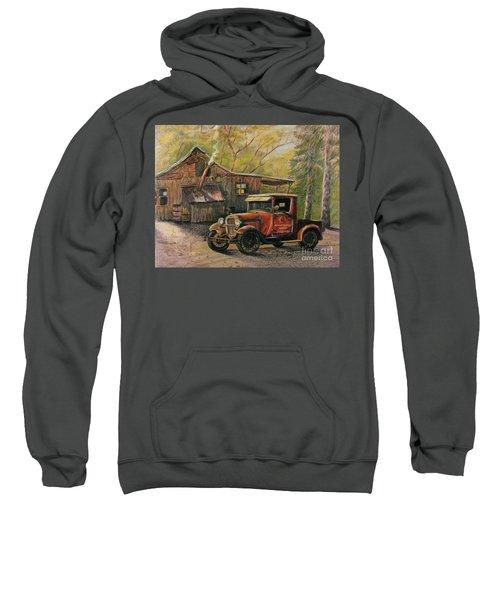 Agent's Visit Sweatshirt