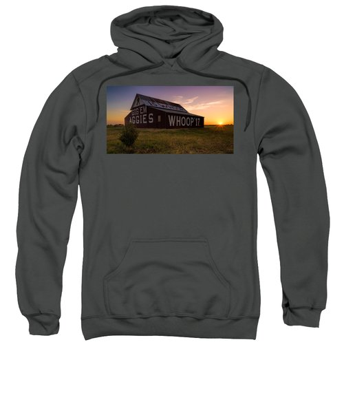 Aggie Sunset Sweatshirt