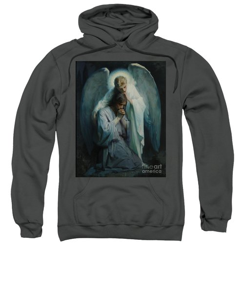 Agony In The Garden  Sweatshirt