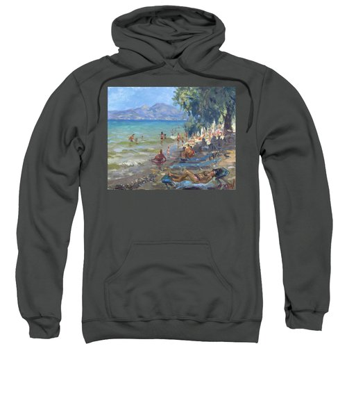 Agrilesa Beach Athens  Sweatshirt