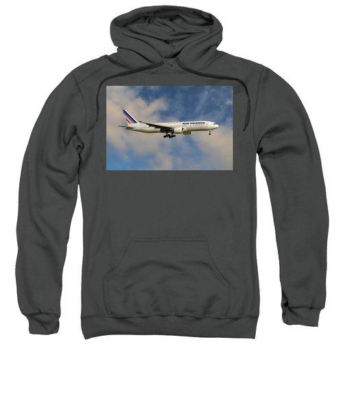 Air France Boeing 777-228 Sweatshirt