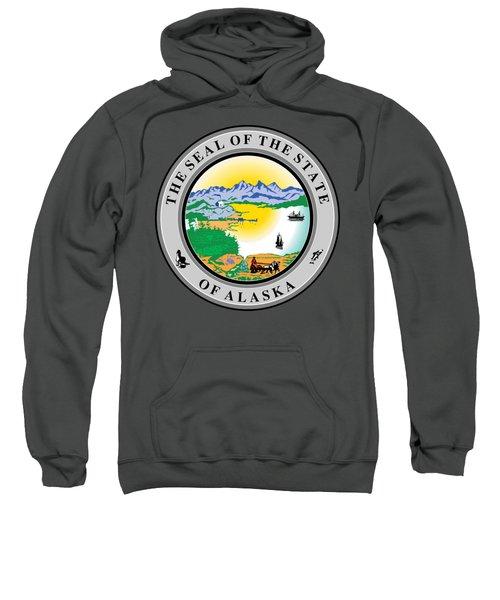 Alaska State Seal Sweatshirt