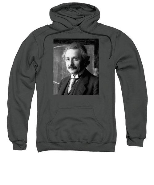 Albert Einstein Nel 1921 Sweatshirt