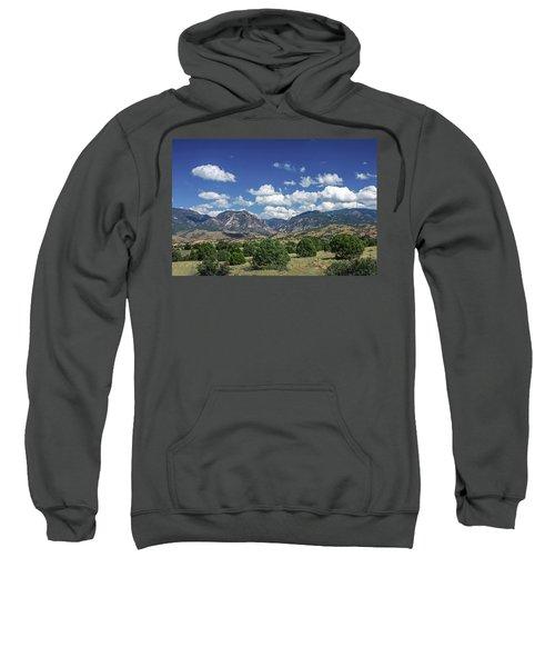 Aldo Leopold Wilderness, New Mexico Sweatshirt