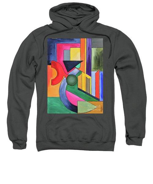 Alhamdu-lillah-3 Sweatshirt