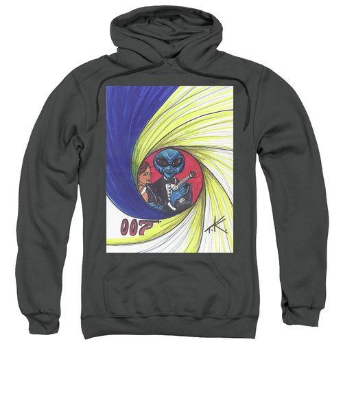 alien Bond Sweatshirt