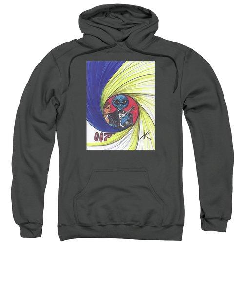 alien Bond Sweatshirt