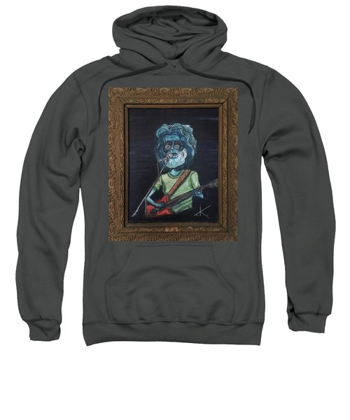 Alien Jerry Garcia Sweatshirt