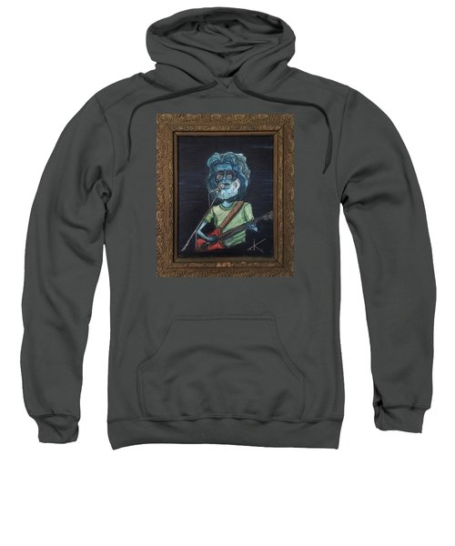 Alien Jerry Garcia Sweatshirt