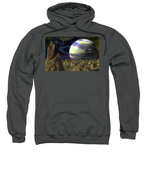 Alien Repose Sweatshirt