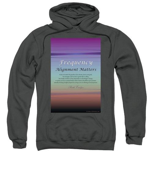Alignment Matters Sweatshirt