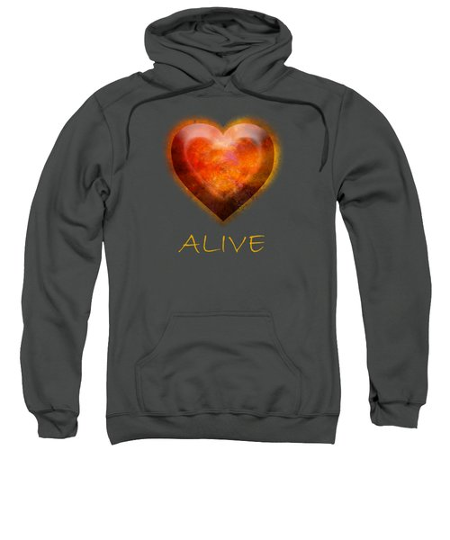 Fire Of Your Heart Sweatshirt