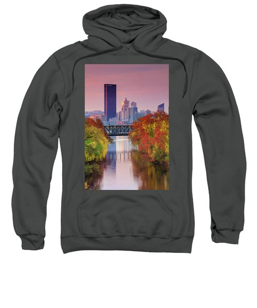 All Pittsburgh Pink  Sweatshirt