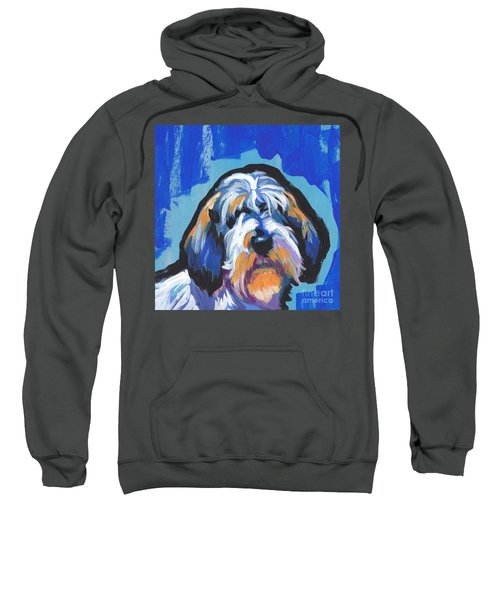 All Rhymes Pbgv Sweatshirt by Lea S