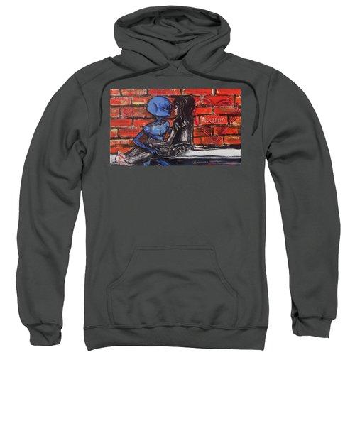 All We Need Sweatshirt