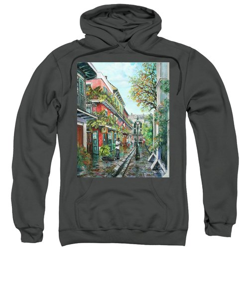 Alley Jazz Sweatshirt