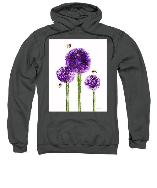 Alliums Humming Sweatshirt