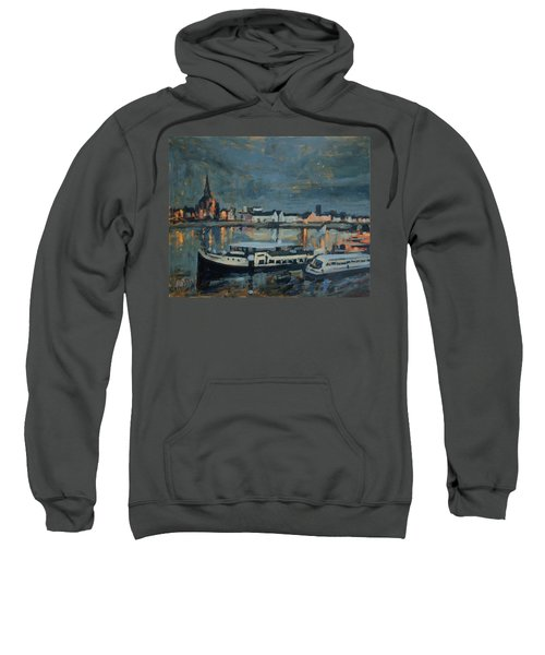 Almost Christmas In Maastricht Sweatshirt