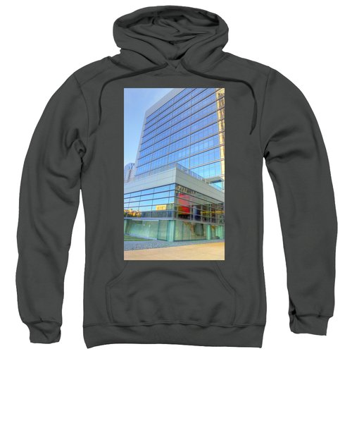 Almost Invisible La Sweatshirt