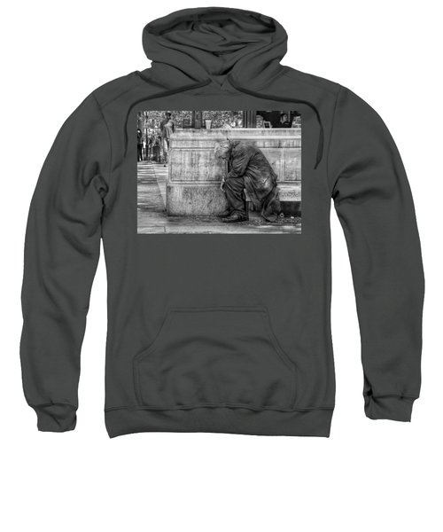 Alone Sweatshirt