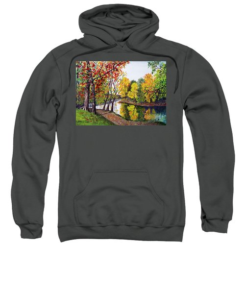 Along The Blanchard Sweatshirt