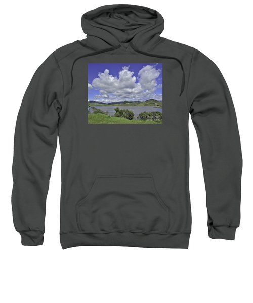 Along The Coast Highway Sweatshirt