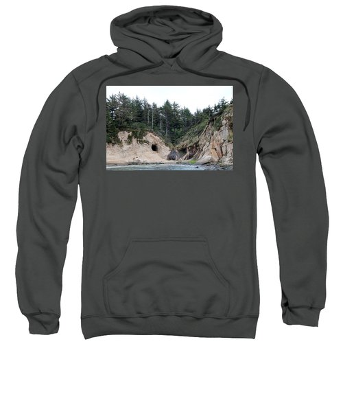 Along The Oregon Coast - 2 Sweatshirt