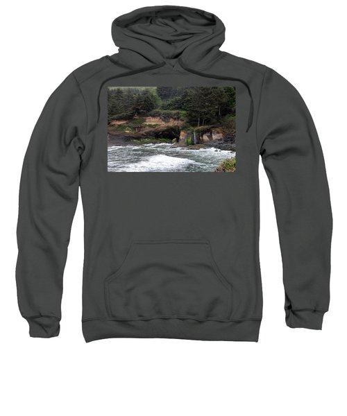 Along The Oregon Coast - 5 Sweatshirt