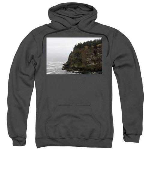 Along The Oregon Coast - 6 Sweatshirt