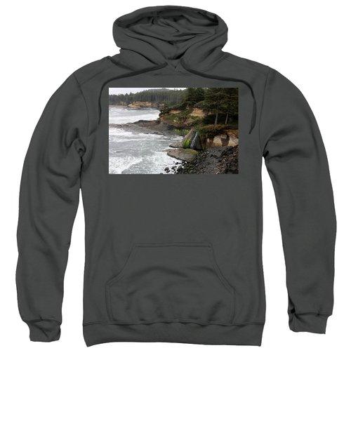 Along The Oregon Coast - 7 Sweatshirt