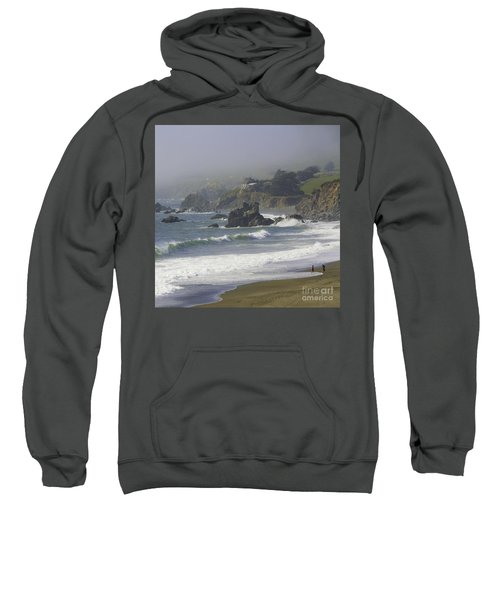 Along The Pacific #2 Sweatshirt