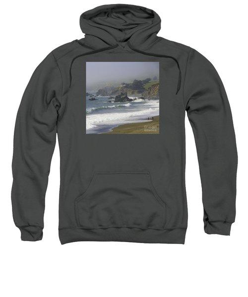 Along The Pacific #2 Sweatshirt