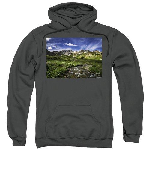 Alpine Loop  Sweatshirt