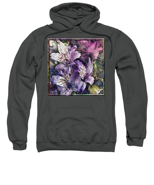 Alstroemeria Sweatshirt