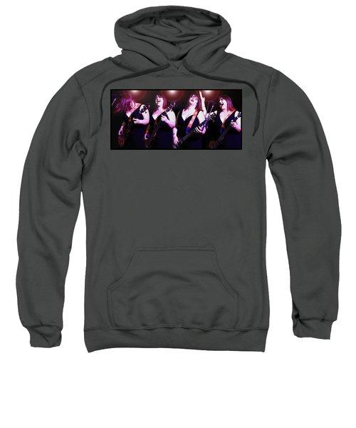 Amanda Fish Composite Sweatshirt