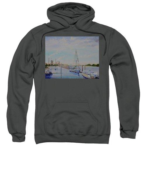 Amelia Island Port Sweatshirt