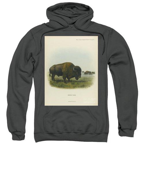 American Bison Sweatshirt