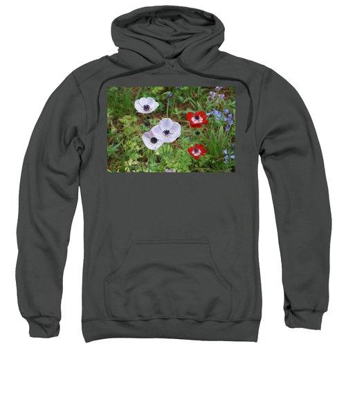 American Flowers Sweatshirt