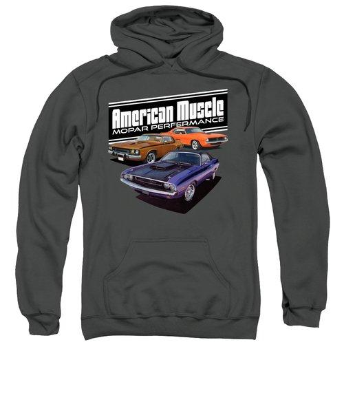 American Mopar Muscle Sweatshirt
