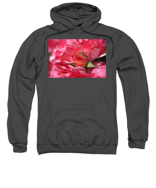 Amongst The Rose Petals Sweatshirt